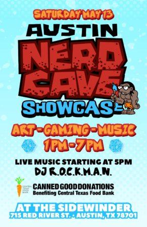 Nerd Cave ATX