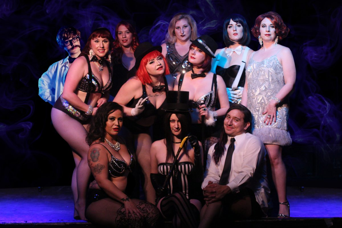 Frisky Business Burlesque