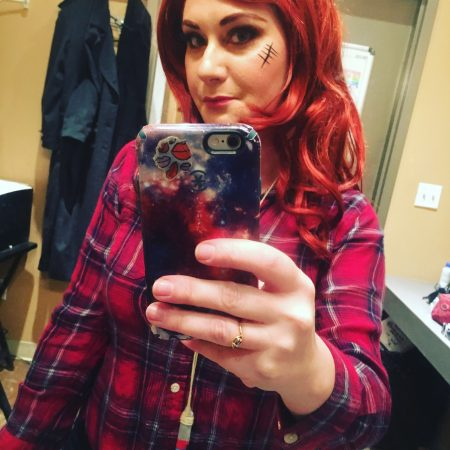 Gemmi Galactic Amy Pond Cosplay Doctor Who